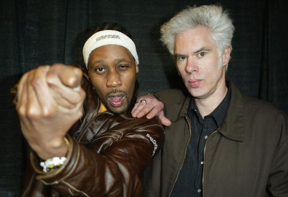 RZA, Director Jim Jarmusch at the Opening Night of the San Francisco Film Festival.
